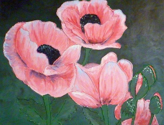 Poppies by Carolyn Evans sm