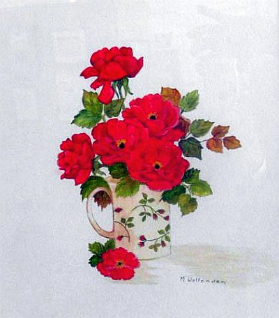 Red Roses by Margaret Wolfenden SANY0028