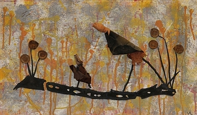 Wasn't me Mummy by Val Surch Mixed Media(640x387) sm