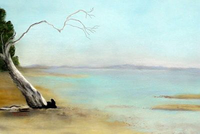 DSC05907.JPG Christina Kinghorn  Misty Morning pastel $350 sms