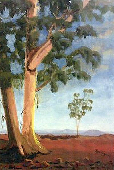 Gum Tree Sue Taylor