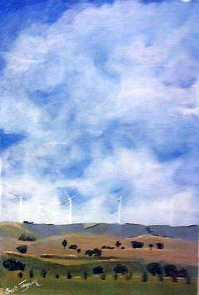 Wind Farm Sue Taylor