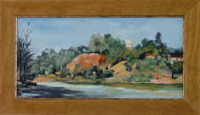 Christine Westley - �Cliffs in Loxton�